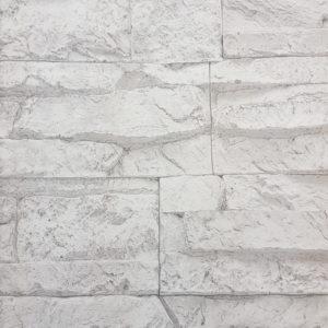 טפט בריקים אבן לבנה