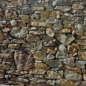 טפט בריקים אבנים טראסה