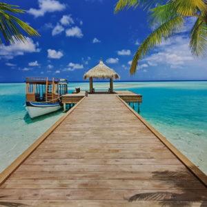טפט תמונה חוף בקריבים